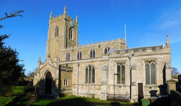 St Andrews Parish Church - Whittlesey